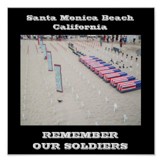 REMEMBER OUR SOLDIERS print
