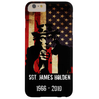 REMEMBER OUR TROOPS BARELY THERE iPhone 6 PLUS CASE
