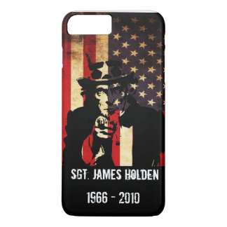 REMEMBER OUR TROOPS iPhone 8 PLUS/7 PLUS CASE
