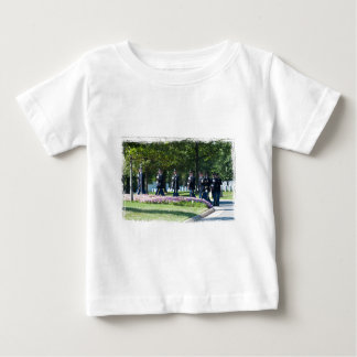 Remember Our Veterans Baby T-Shirt