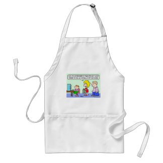 remember passwords clothes floor kid computer adult apron