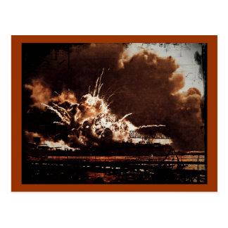 Remember Pear Harbor Postcard