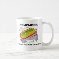 Remember: Prokaryotes Rule The World Classic White Coffee Mug