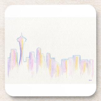 Remember Seattle Coaster