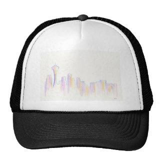 Remember Seattle Trucker Hat