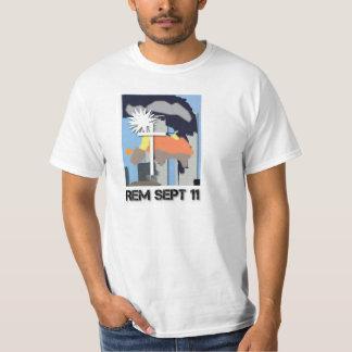 Remember Sept 11 Tshirt