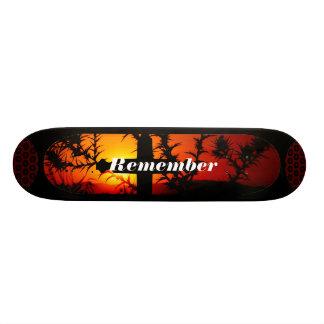 Remember Skateboard