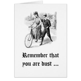 Remember that you are Dust Card