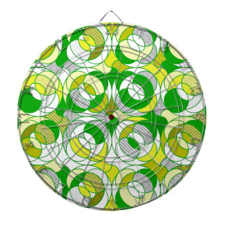 remember the 70s, green pattern dart boards
