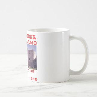 Remember The Alamo  #001 Coffee Mug