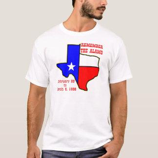 Remember The Alamo  #002 T-Shirt