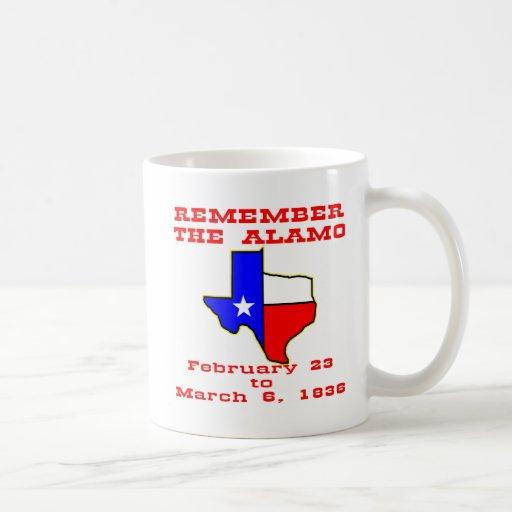 Remember The Alamo  #003 Classic White Coffee Mug