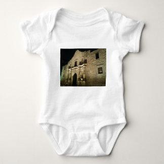 Remember the Alamo Baby Bodysuit
