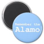 Remember the Alamo Gifts Magnet