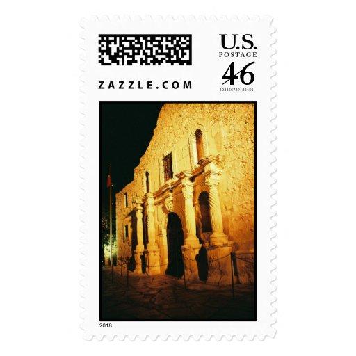 Remember the Alamo Postage