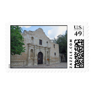 """Remember the Alamo!"" Postage"