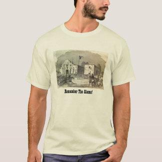 Remember The Alamo Shirt