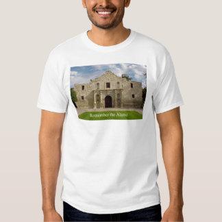 Remember the Alamo T Shirt