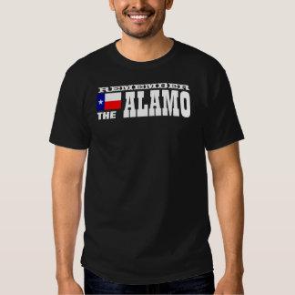 Remember the Alamo Tee Shirt