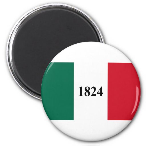 Remember the Alamo Texas State Flag Refrigerator Magnets