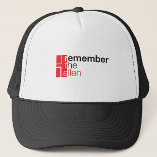 remember the allen trucker hat