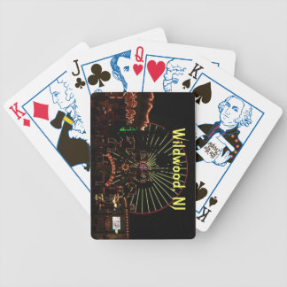 remember the boardwalk bicycle playing cards