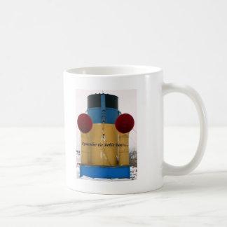 Remember The Boblo Boats - Ste. Claire stacks Coffee Mugs