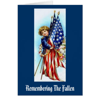 Remember The Fallen! Card