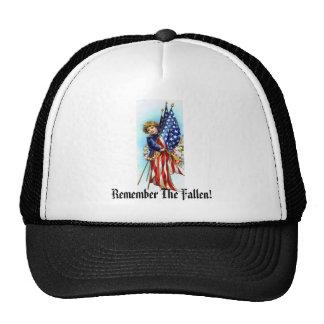 Remember The Fallen! Trucker Hat