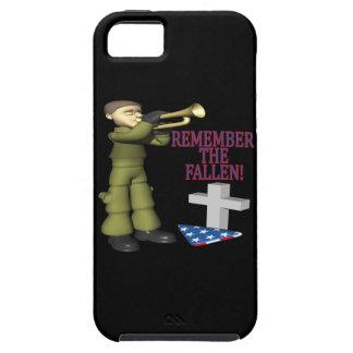 Remember The Fallen iPhone SE/5/5s Case