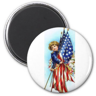 Remember The Fallen! 2 Inch Round Magnet
