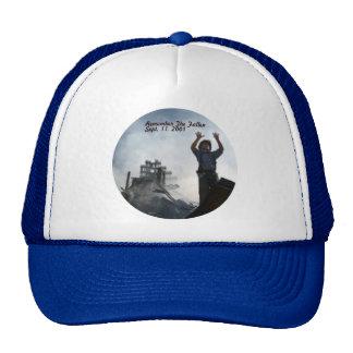 Remember The Fallen Trucker Hat