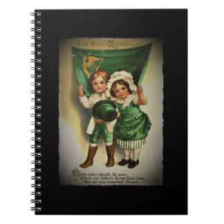 Remember the Green Notebook
