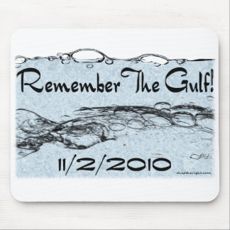 Remember The Gulf Mousepad