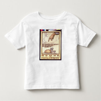 Remember the Hungry!, poster, 1921 Toddler T-shirt