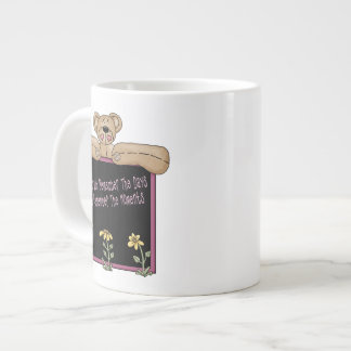 Remember The Moments Large Coffee Mug