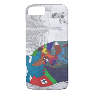 Remember the Past iPhone 7 Case