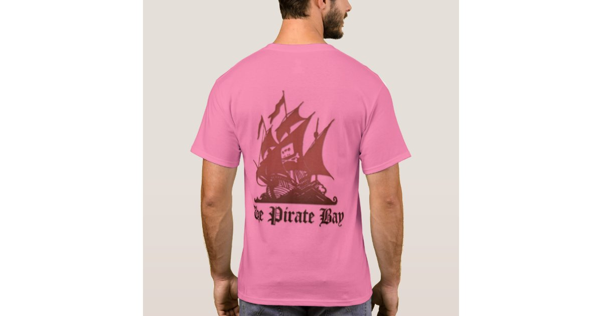 Remember the pirate bay t shirt zazzle for South bay t shirt printing