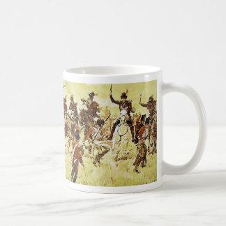 Remember the River Raisin by Ken Riley Coffee Mug