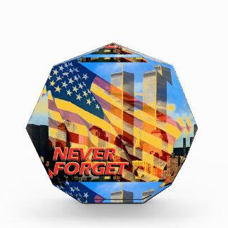 Remember The September 11, 2001 Terrorist Attacks Award