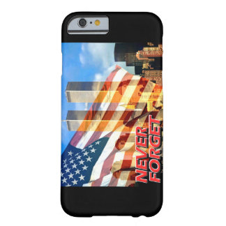 Remember The September 11, 2001 Terrorist Attacks Barely There iPhone 6 Case