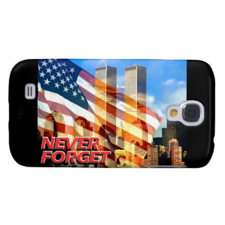 Remember The September 11, 2001 Terrorist Attacks Galaxy S4 Cover