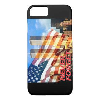 Remember The September 11, 2001 Terrorist Attacks iPhone 7 Case
