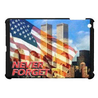 Remember The Terrorist Attacks on 9/11/01 iPad Mini Case