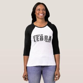 REMEMBER THE ZEBRA/RARE DISEASE(OPTIONAL CUSTOM) T-Shirt
