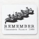 Remember Tiananmen Square Mouse Pad