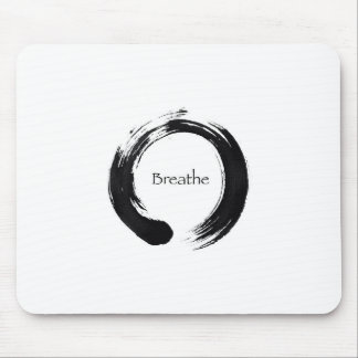 Remember to Breathe! Mouse Pad