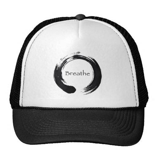 Remember to Breathe! Trucker Hat