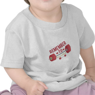 Remember To Breathe T-shirt