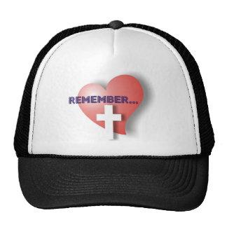 Remember Trucker Hat